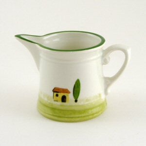 Zeller Bella Toscana Cream Jug 20cl