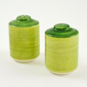 Zeller Keramik Bella Toscana Salt & Pepper Pot