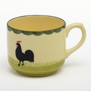 Zeller Cocks & Hens Breakfast Cup 50cl