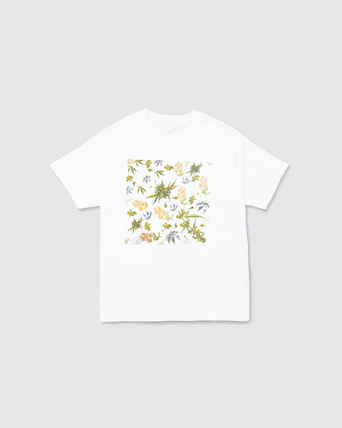 SAUCED FLORAL TEE
