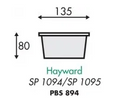 Hayward SP1094/1095 Skimmer Basket - WA Pool Warehouse Your pool store