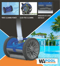 REBEL® 2 AUTOMATIC VACUUM POOL CLEANER