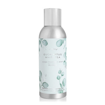 Eucalyptus White Tea Home Fragrance Mist