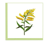 Quilled Goldenrod