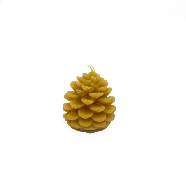 Small Pine Cone Candle