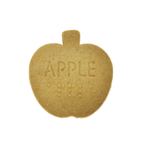 No.0030 Braille Cookie Cutter[APPLE]