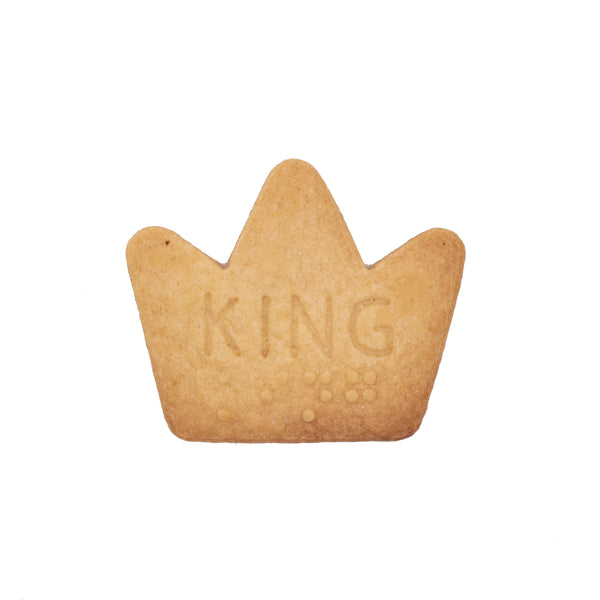 No.0040 Braille Cookie Cutter[ KING]
