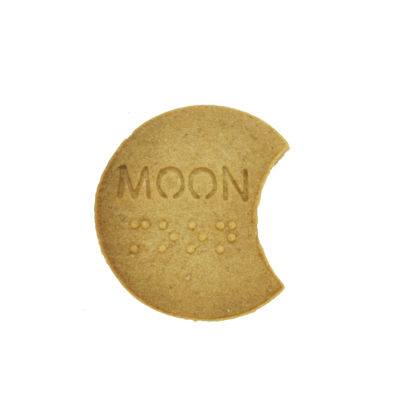 No.0042 Braille Cookie Cutter[MOON]