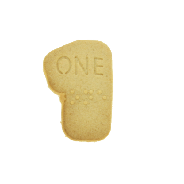 No.0044 Braille Cookie Cutter[ONE]