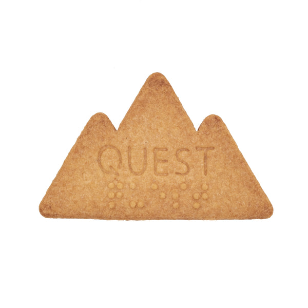 No.0046 Braille Cookie Cutter[QUEST]