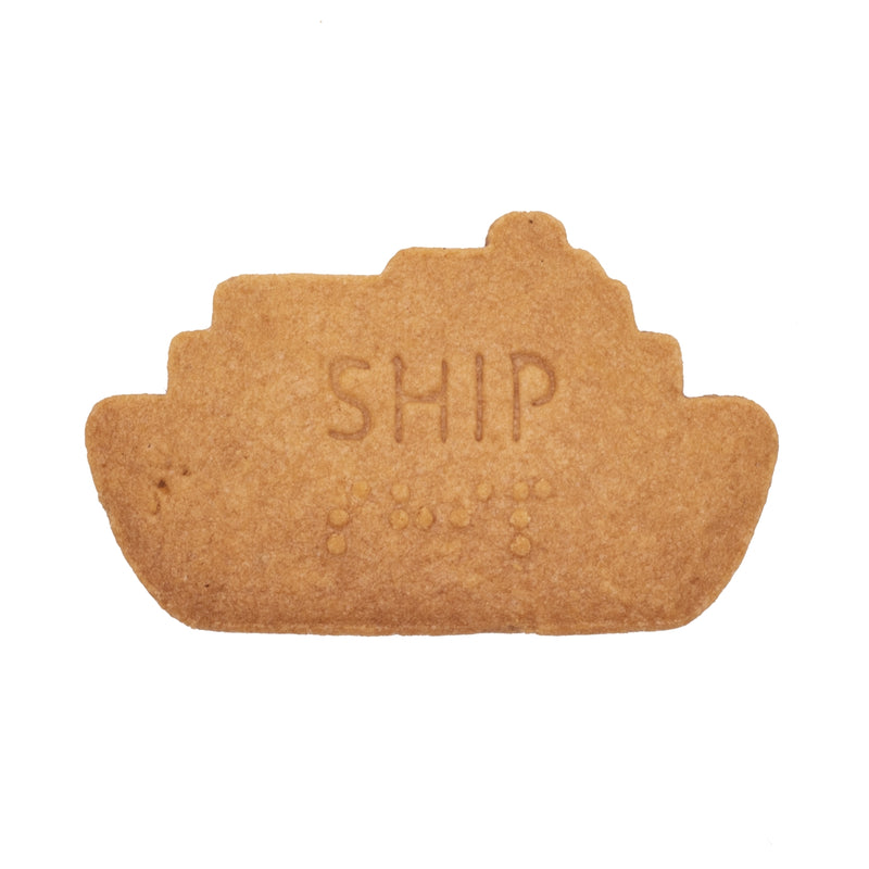 No.0048 Braille Cookie Cutter[SHIP]