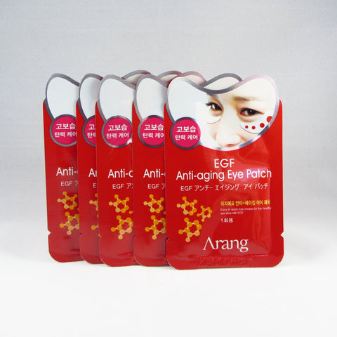 Arang EGF Anti-Aging Eye Patch (5 pairs)