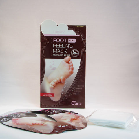 "Oracle Labocare Foot ""Soft"" Peeling Mask"