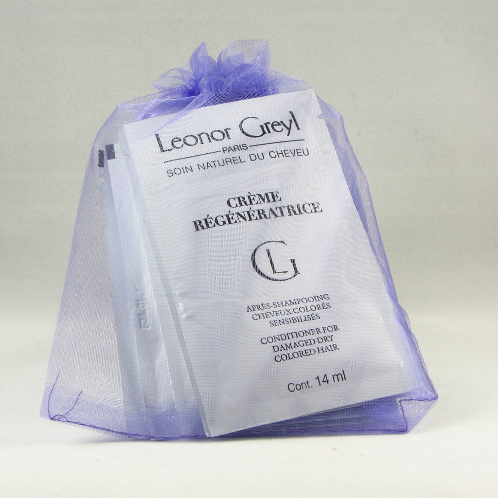 Leonor Greyl Creme Regeneratrice Conditioner - Travel Packs