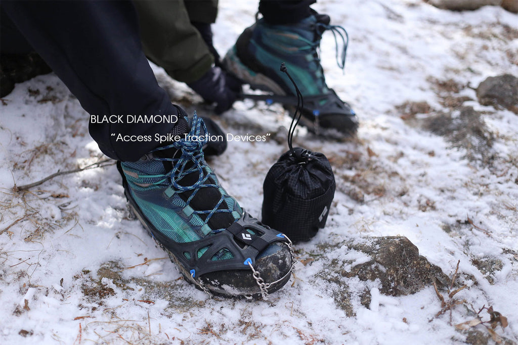"BLACK DIAMOND ""Access Spike Tranction Devices"""