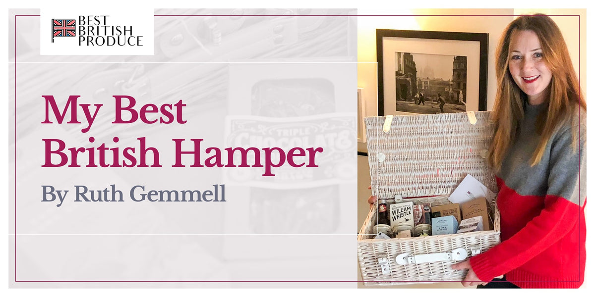 My Best British Hamper… with Ruth Gemmell