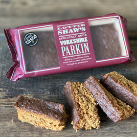 Award Winning Yorkshire Parkin Loaf 325g Lottie Shaw