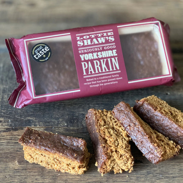 Award Winning Yorkshire Parkin Loaf 325g - Best British Produce