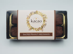 Kacao Chocolateir Salted Peanut Meltaway Chocolate Box DATED 31ST MAY 2021