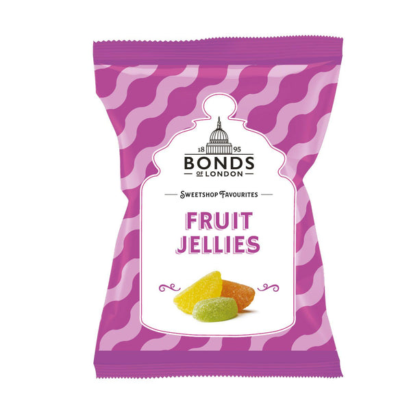 Fruit Jellies Bags 150g - Best British Produce