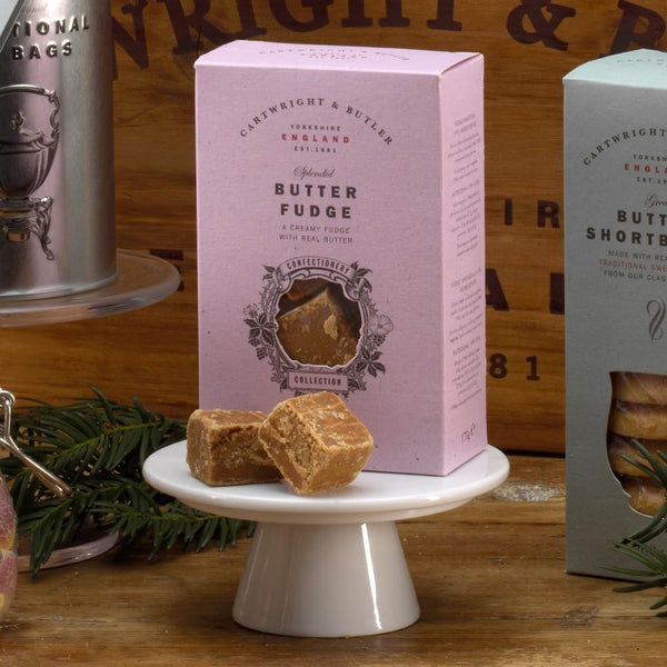 Butter Fudge Carton 175g.