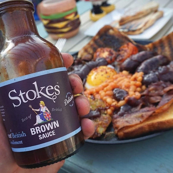 Real Brown Sauce 320g - Best British Produce