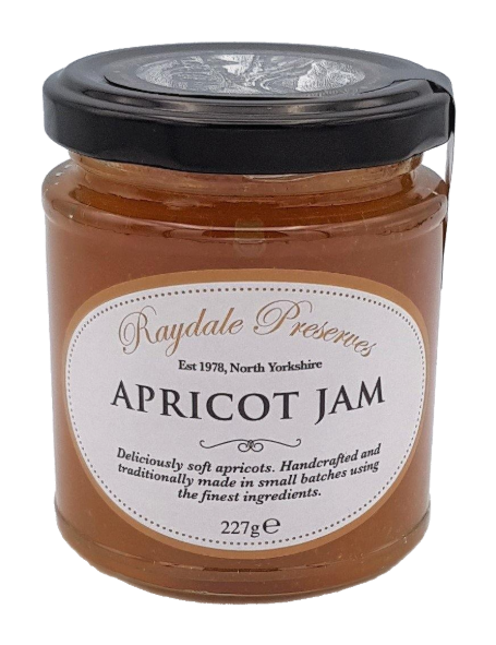 Raydale Preserves Apricot Jam 227g