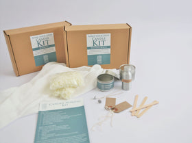 The White Candle Company - Candle Making Kit