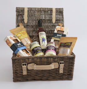 Savoury Lover's Hamper - Best British Produce