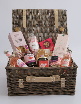 Pink Lady Hamper - Best British Produce