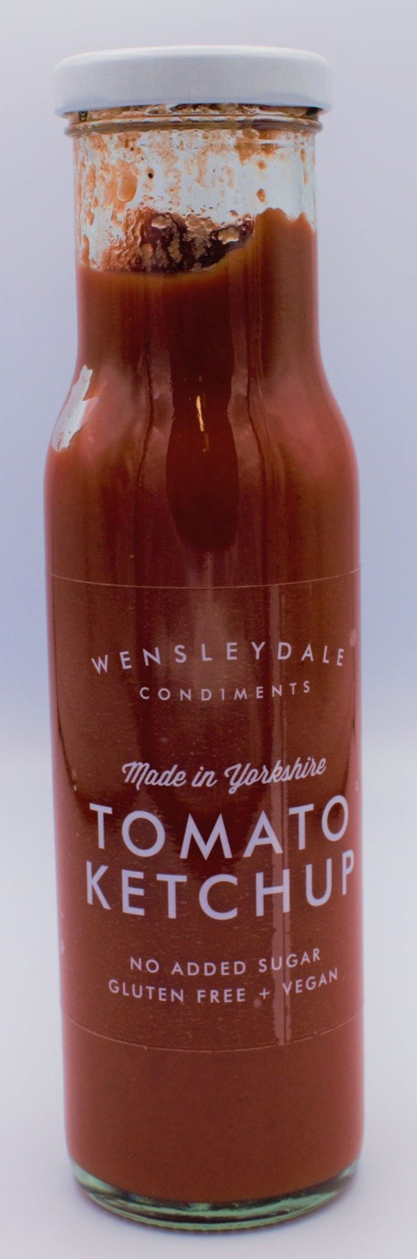 Wensleydale Condiments Tomato Ketchup - Best British Produce