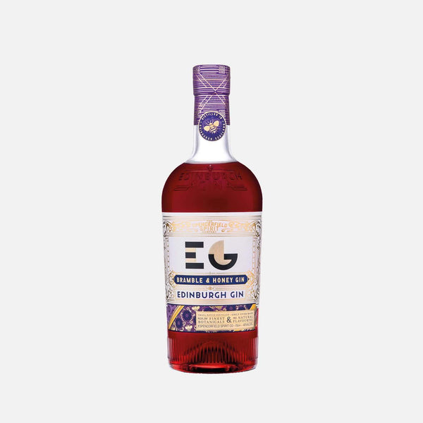 Edinburgh Gin - Bramble & Honey Gin 40% 70cl - Best British Produce