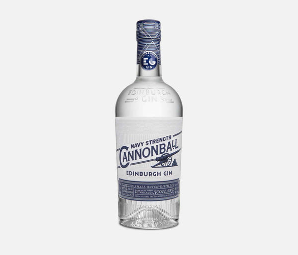 Edinburgh Gin - Cannonball Gin 57.2% 70cl - Best British Produce
