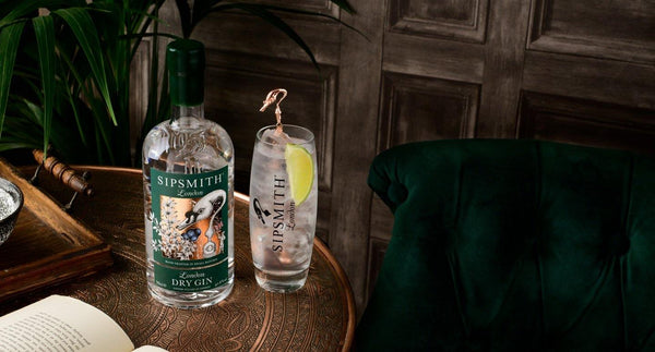 Sipsmith London Dry Gin 41.6% 70cl - Best British Produce