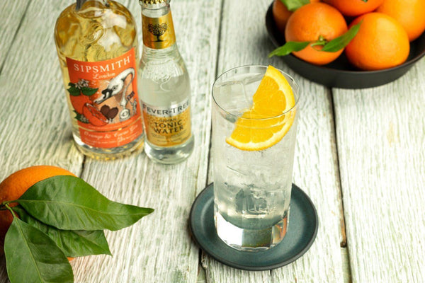 Sipsmith Orange & Cacao Gin 40% 50cl - Best British Produce