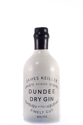 James Keiller Estates - Dundee Dry Gin 40% 50cl