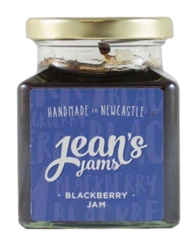 Blackberry Jam 300g Jeans Jams