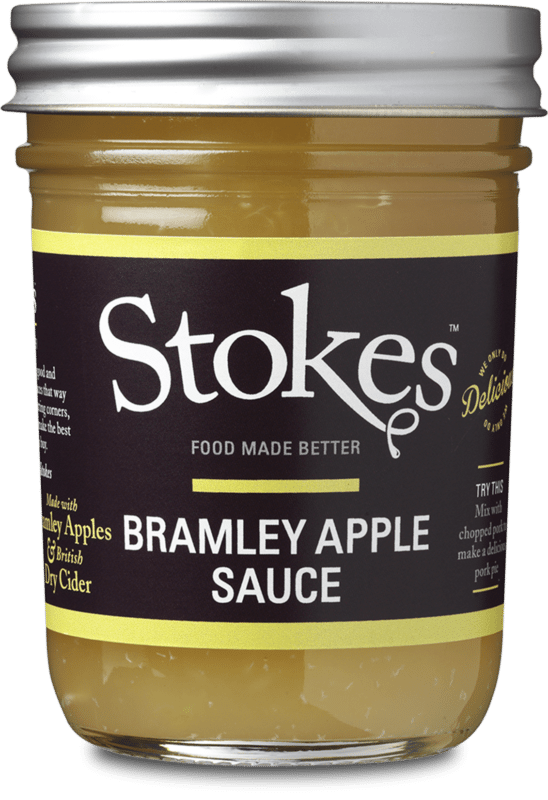 Bramley Apple Sauce 240g - Best British Produce