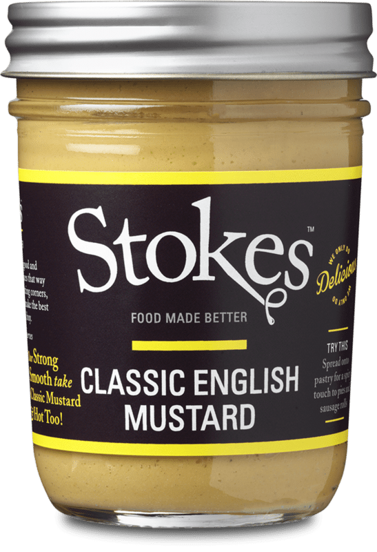 Classic English Mustard 210g - Best British Produce