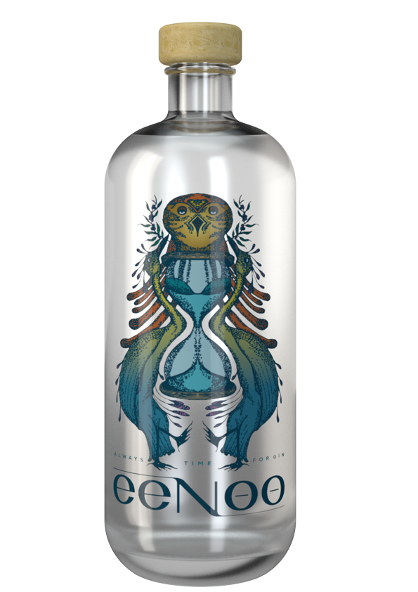 eeNoo Gin 43% 70cl - Best British Produce