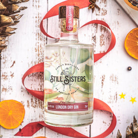 Still Sisters Christmas London Dry Gin 40% 35cl