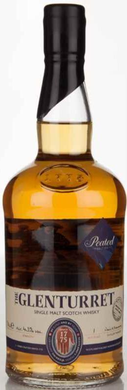 Glenturret Peated Edition Whisky 43% 70cl