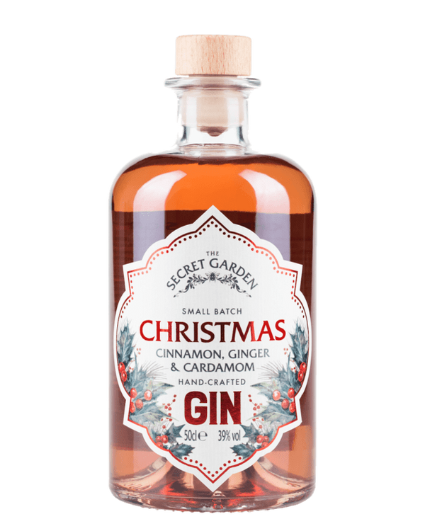The Old Curiosity - Christmas Gin 50cl 39% - Best British Produce