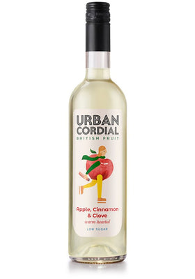 Apple, Cinnamon & Clove Cordial 500ml Urban Cordial