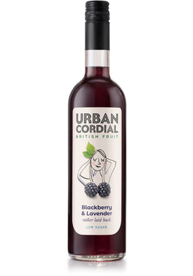 Blackberry & Lavender Cordial 500ml Urban Cordial