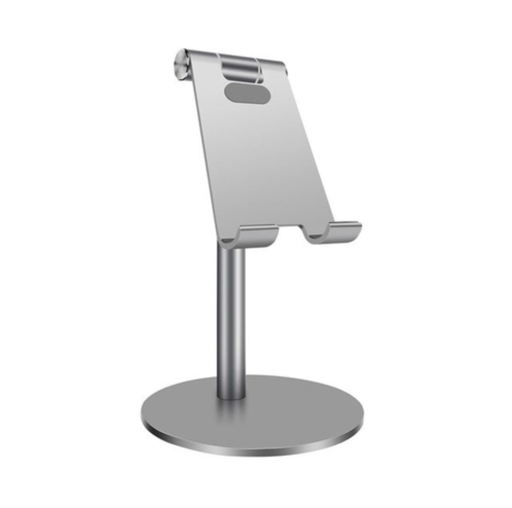 Portable Aluminum Desk Phone and Tablet Adjustable Stand Holder