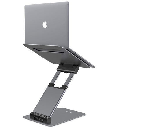 "Nulaxy Luxury Tall Laptop Stand 2.1 to 13.8"" Adjustable Height"