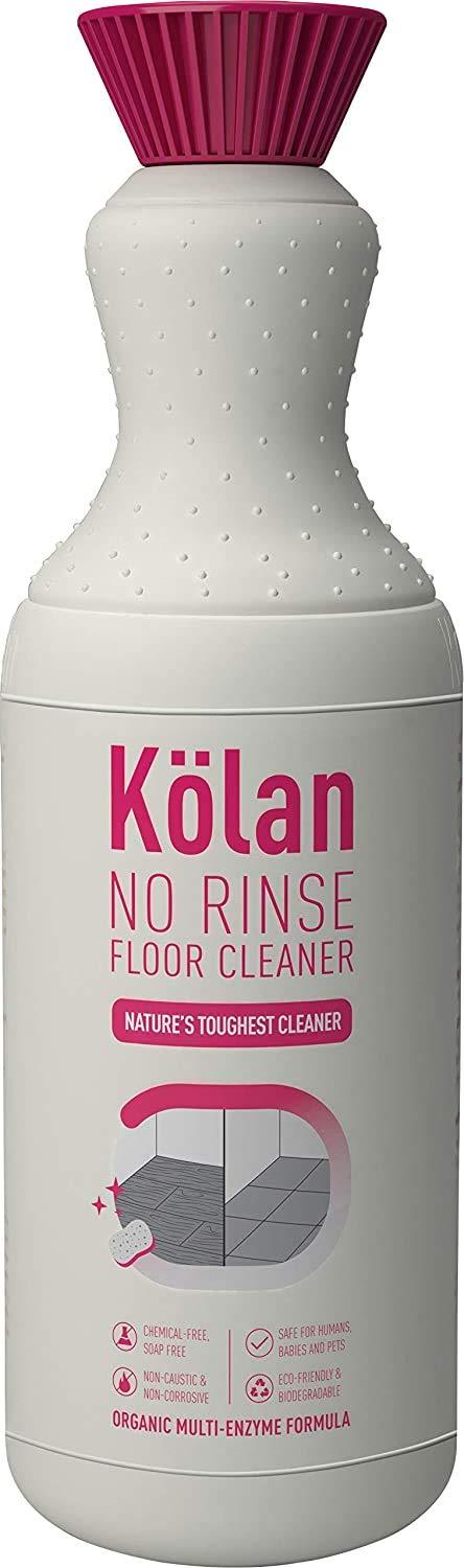Kolan Organic Eco-Friendly Leather & Upholstery Cleaner 700 ML (Suitable for all types of Leather, Leatherette, Fabric, Curtains and Plastic Surfaces)