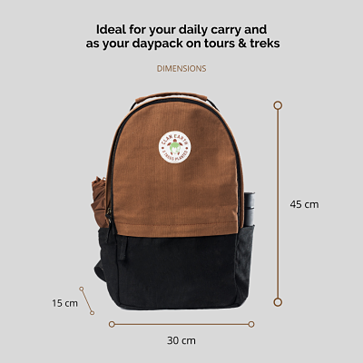 Amur Backpack - Office & College Backpack