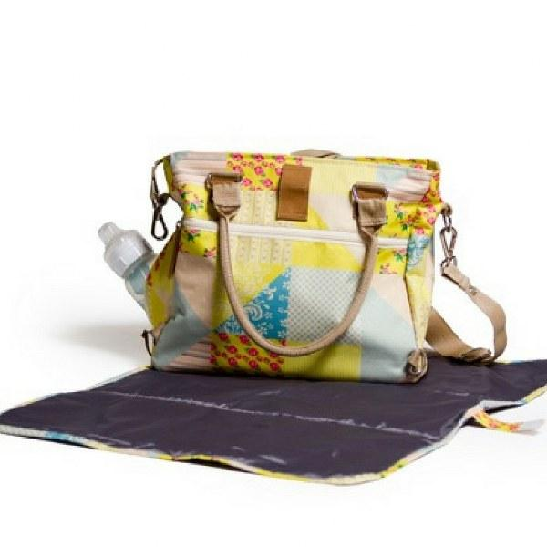 Enchanted Pocket Diaper Bag
